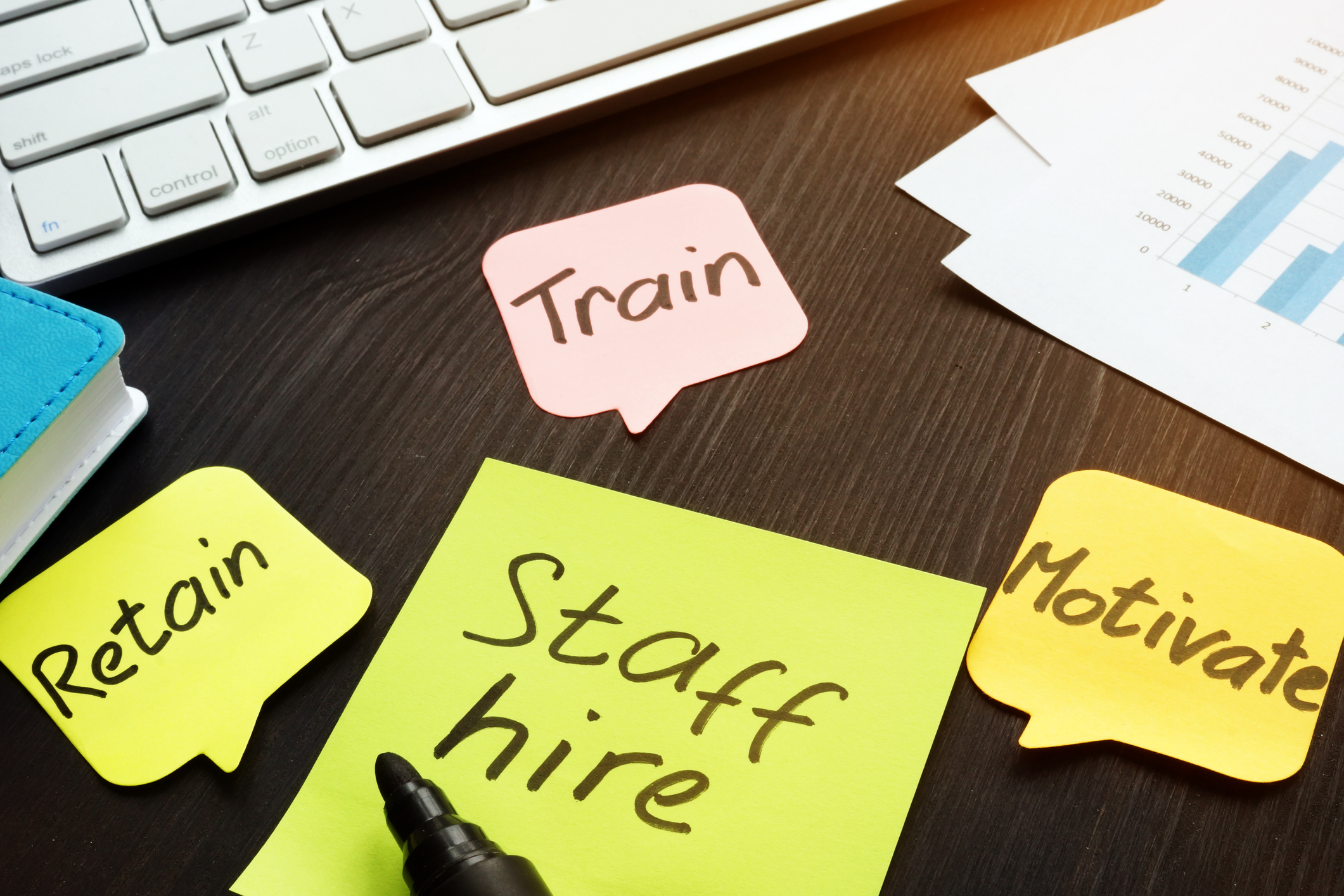 Creative Strategies for Improving Employee Retention