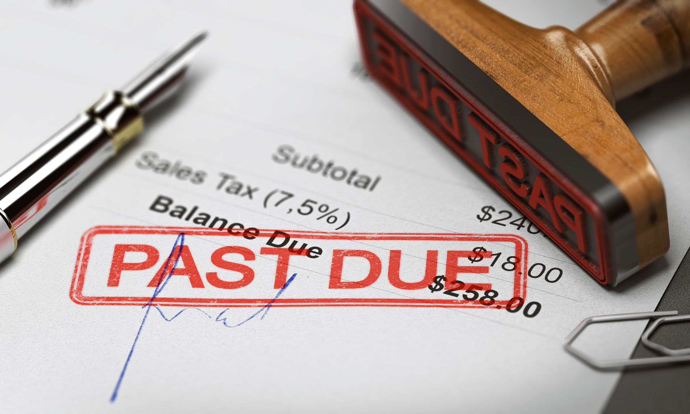 Fast Service, Slow Payments: Managing Customers Who Don't Pay