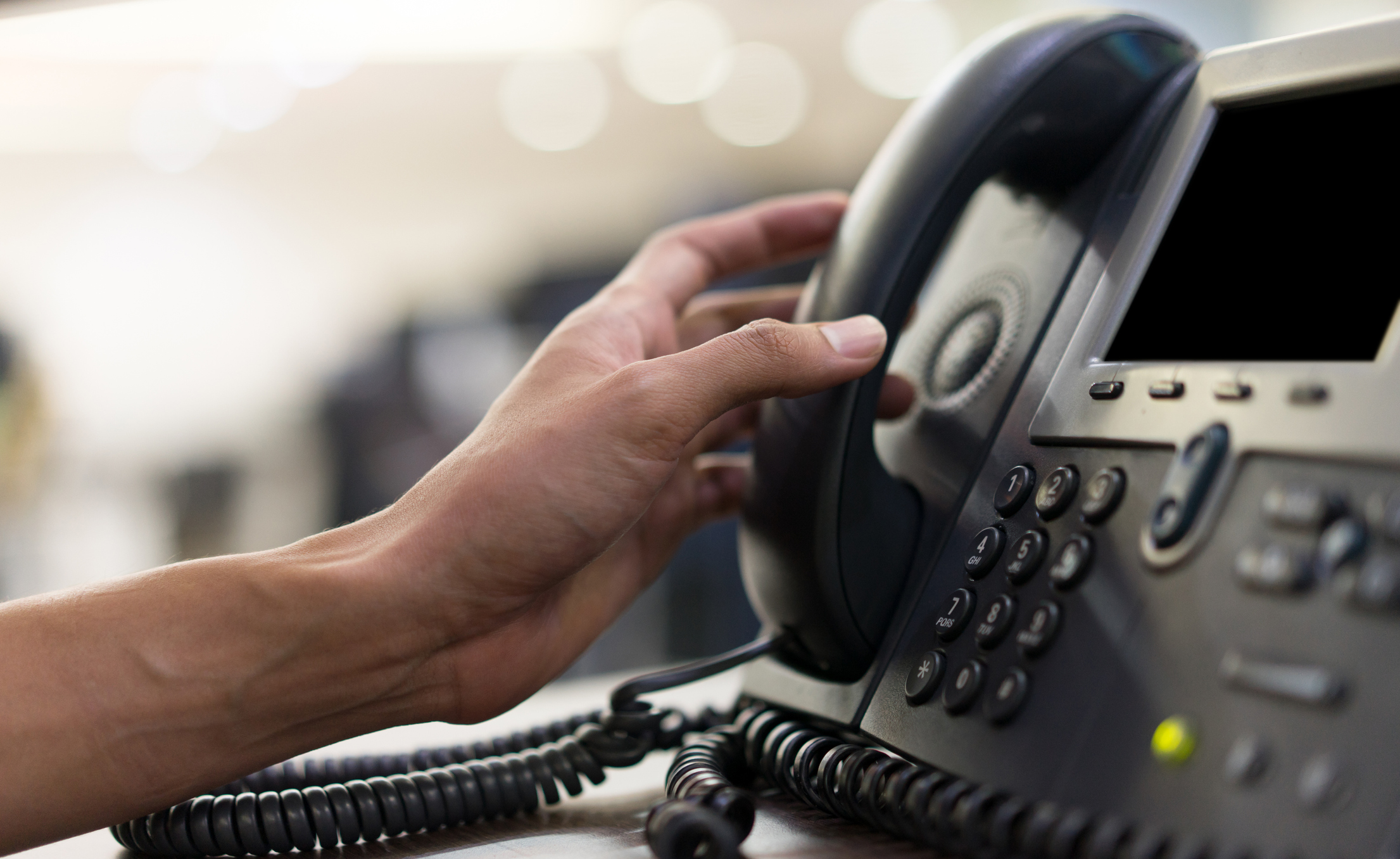 You Had Me at Hello — Building Your In-House Call Center
